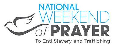 National Weekend of Prayer to End Slavery & Trafficking